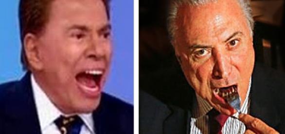 Elo entre Silvio e Temer para na justiça - Google