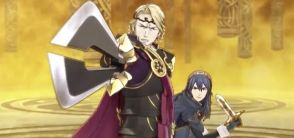Fire Emblem Heros - Image by IGN/YouTube Screencap