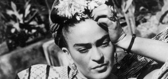 La famosa Frida Kahlo en la Casa Azul