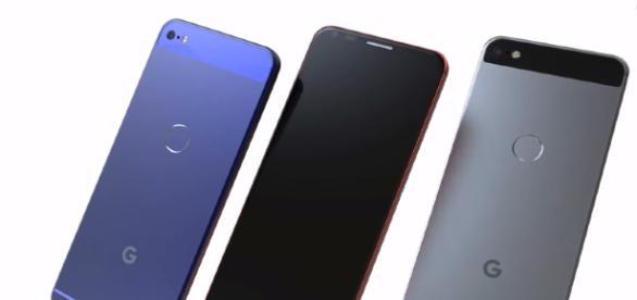 Google Pixel 2 XL - YouTube/Concept Creator