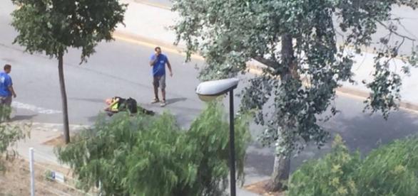 Hombre resulta herido por un tiro en Gavá