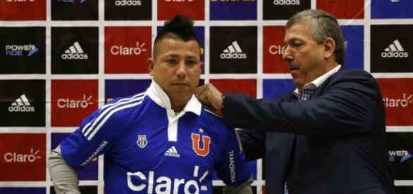 Léo Valencia em sua passagem pela LaU. ( Foto: Reprodução)