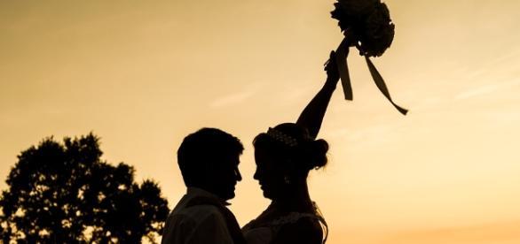 Nada melhor como um casamento feliz (Foto: Reprodução)