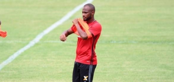 O jogador atuou por 26 vezes nesse ano com a camisa do Sport (Foto: Reprodução)