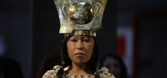 Peru reconstructs face of ancient female leader - BBC News - bbc.com