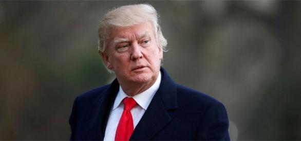 Presidente Donald Trump viajó a Polonia