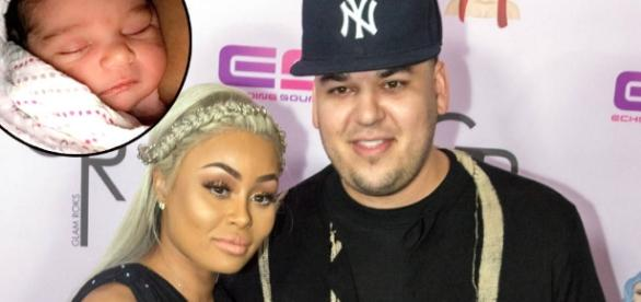Rob Kardashian Says He Misses Dream and That Blac Chyna Left With ... - eonline.com