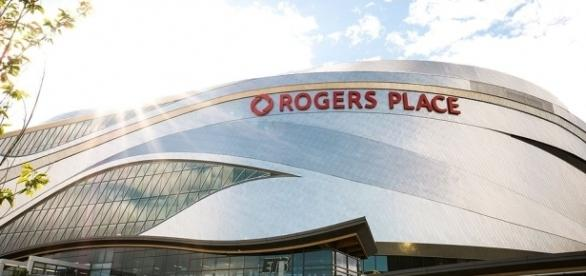 Rogers Place Arena (Wikimedia Commons - wikimedia.org)