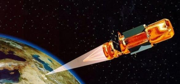 Space Based Laser (United States Government wikimedia)