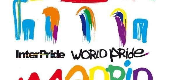 Cartel oficial del World Pride Madrid 2017