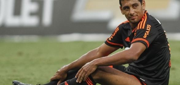 Diego vem sendo convocado por Tite para a Seleção (Foto: Reprodução)