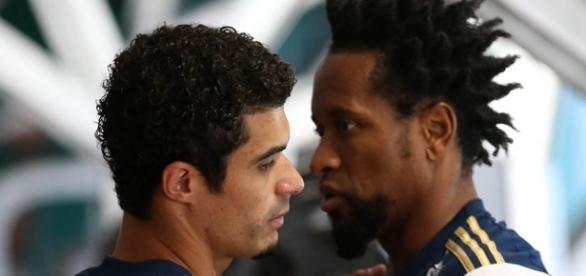 Egídio e Zé Roberto são jogadores da posição