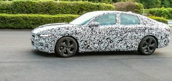 Honda Accord 2018 Prototype First Drive No V6 No Problem review/Youtube
