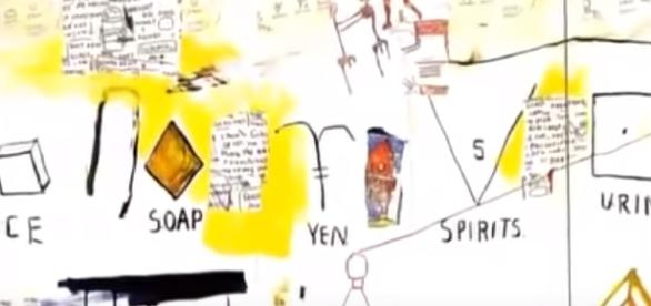 JEAN MICHEL BASQUIAT...THE RADIANT CHILD (2010) Image credit KnewWorld Youtube