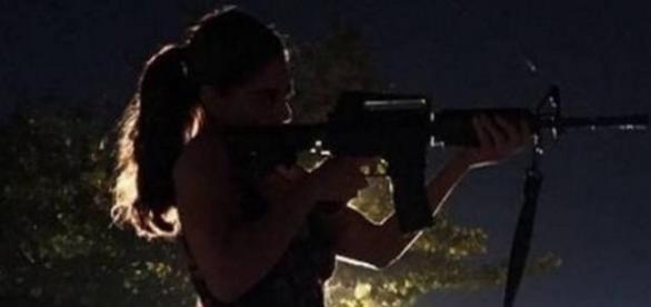 Juliana Paes como Bibi Perigosa - Reprodução Globo