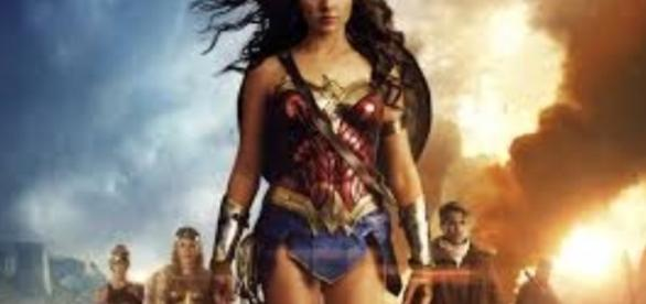 """Wonder Woman"" 2017 therockatbc/Creative Commons"