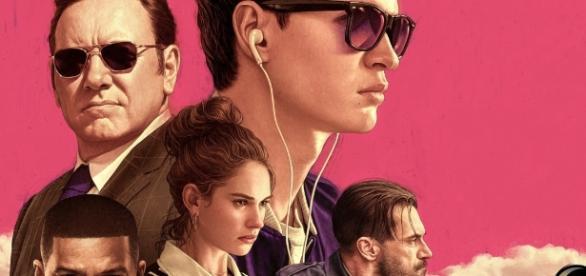 Baby Driver (2017) [Trailer] ● CINE DE MEDIANOCHE - cinedemedianoche.cl