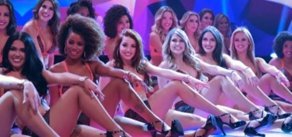 Bailarinas de Faustão ganham menos que muitos imaginam - Google