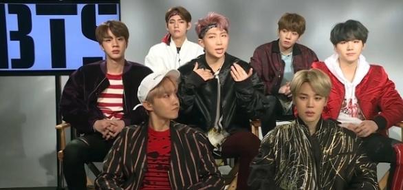 BTS KPop boy band - NewsWatchTV/YouTube