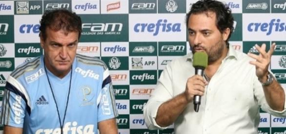 Diretor de futebol, Alexandre Mattos, é o responsável pelas contratações