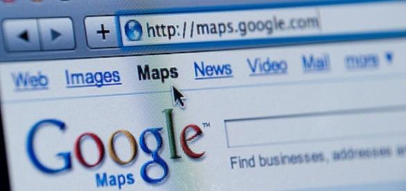 Follow Google Maps website screenshot (Image credit Spencer E Holtaway Flickr