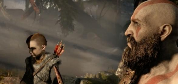 'God of War' is one of the most popular titles in the gaming industry. [Image via GhostRobo/Youtube Screenshot]