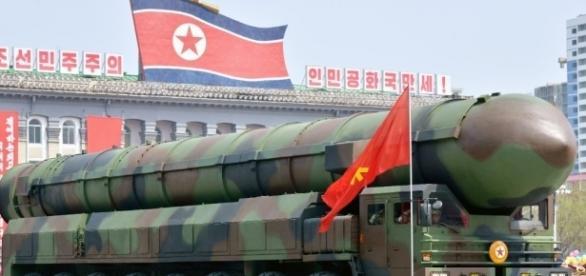 North Korea's military parade explained (via youtube - CNN)