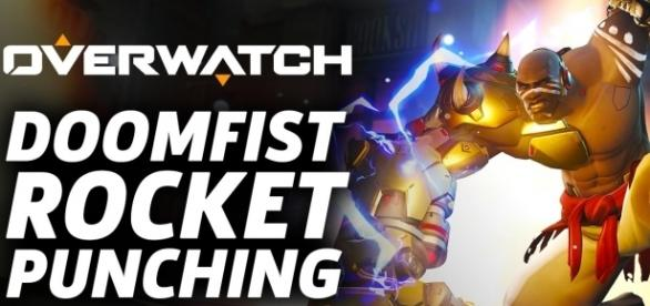 'Overwatch' Doomfist guide: how to use Hand Cannon and Rocket Punch effectively (Gamespot/YouTube Screenshot)