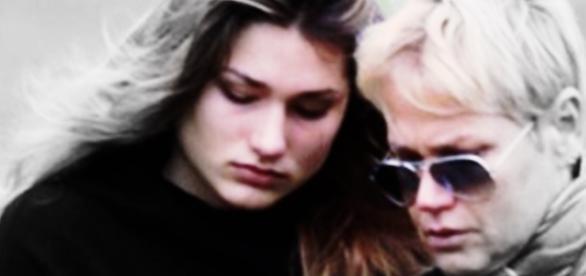 Sasha está longe da mãe, que lamenta - Google