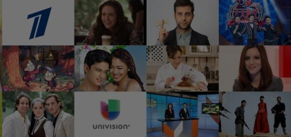 Series orientales y occidentales. Fuente: Univision.