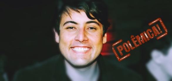 Bruno de Luca é condenado por xingar funcionário - Google