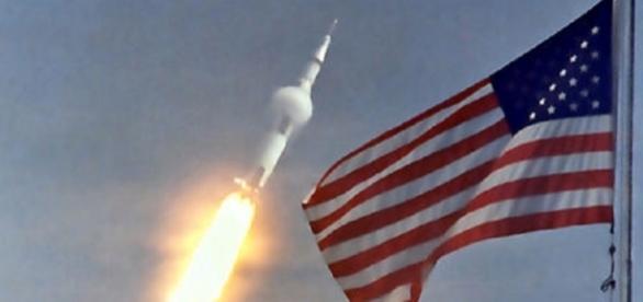 Launch of Apollo 11 (Courtesy NASA)