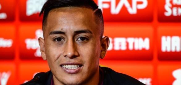 Mais um jogador de saída do São Paulo. ( Foto: Reprodução)