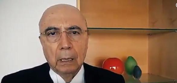 Ministro da Fazenda tornou pública uma gravação em vídeo para sustentar a noticia de que o Brasil superou a recessão