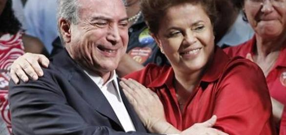 Os dois políticos já governaram o país juntos.