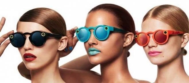 A quoi servent les Spectacles, les lunettes Snapchat ?