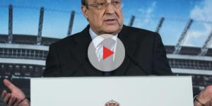 Real Madrid: Florentino Pérez se cae con todo el equipo, que él ... - elconfidencial.com