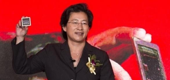 AMD CEO Lisa Su - Flickr.com | Gene Wang