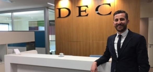 Carlo De Angelis, Amministratore Unico DEC