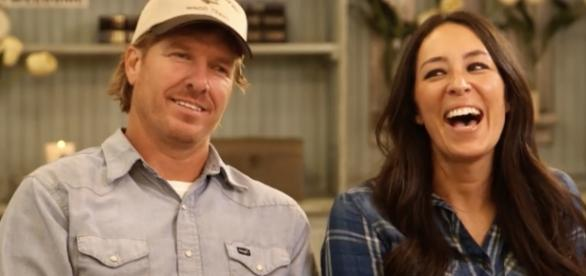 Chip and Joanna Gaines / Screenshot via YouTube