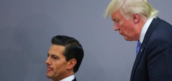 Filtran llamada entre Trump y Peña Nieto - com.mx
