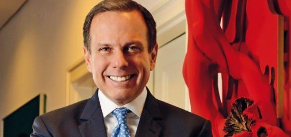 João Doria, o rosto da nova politica contra a corrupção