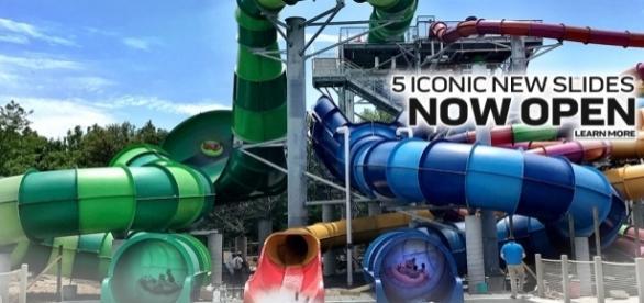Kalahari Waterparks, Resorts & Conventions • Sandusky, Ohio - Used with permission from kalahariresorts.com
