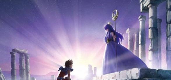 Knights of the Zodiac: Saint Seiya. Netflix