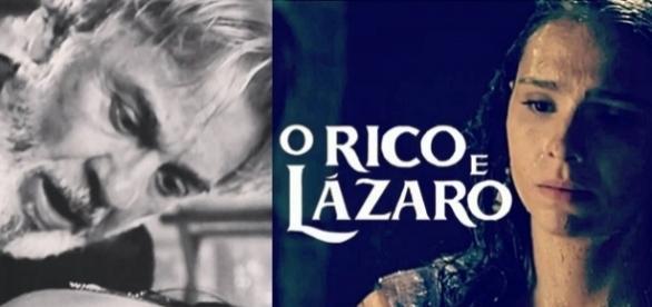 Naomi tira um peso do seu passado em 'O Rico e Lázaro'