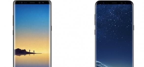 New leaked image of Samsung Galaxy Note 8 ahead of its release - YouTube/XEETECHCARE