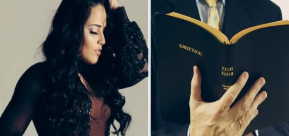 Perlla provoca mal-estar na igreja
