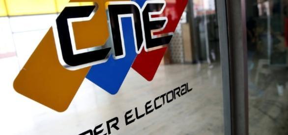 Sede del Poder Electoral venezolano