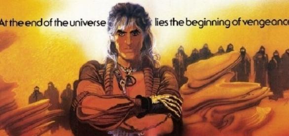 Star Trek Wrath of Khan poster (Dimitris Kalogeropoylos Flickr)
