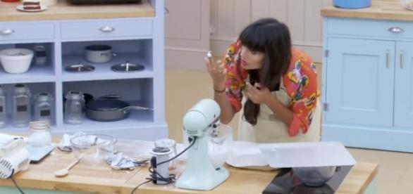 """The Great British Bake Off""/ Screenshot from Yasmin Hammond's YouTube Channel"